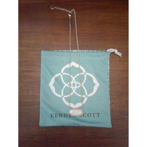 Kendra Scott Iridescent Gold Dylan Necklace
